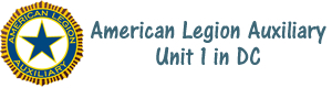 American Legion Auxiliary Unit 1 in DC